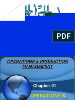 Chapter 01 Operations & Productivity