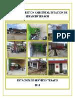 Sistema de Gestion Ambiental Estacion de Servicio Texaco
