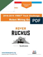 Robot Wiring Guide