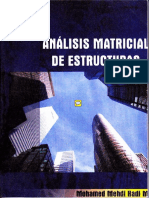 analisis matricial
