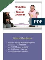 Diagnosis of Skeletal Dysplasias PDF