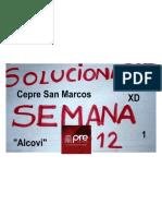 Solucionario Cepre Sem12 2018-i