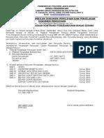 007. Berita Acara Pengambilan Dokumen Pemilihan Dan Penjelasan Dokumen Pemilihan