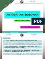 Robotika - Uvod i Podjela