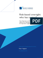 Risk Based Oversight Baines Simmons
