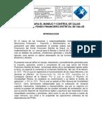 Manual Manejo de Caja Menor