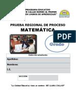 Examen de Matematica 8 ECE