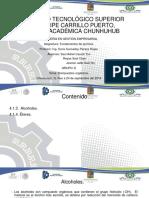 exposicion acidos quimica