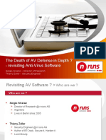 The Deathof AV DefenseinDepth _- revisiting Anti-Virus Software.pdf