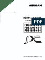 265838822-Screw-Compressor-PDS100S-6B4-PDS130S-6B4-PDS185S-6B4-39600-64220.pdf
