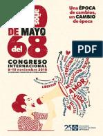 Congreso Internacional 50 años de Mayo del ´68