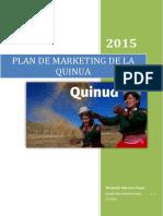 Plan de Mkt Quinua