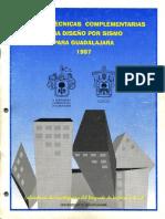 Ntc Gdl Diseño Por Sismo 1997