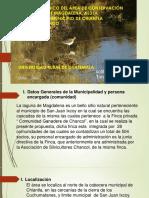 Presentación áreas protegidas