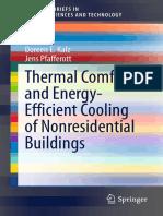 2014 Book ThermalComfortAndEnergy-Effici