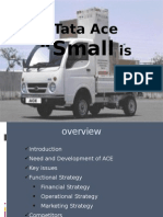 Tata Motors ACE