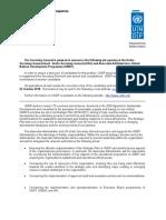 Associate Administrator UNDP