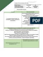 Fichadescriptivadelgrupo. Domingo (1)