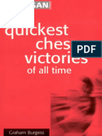 1burgess Graham the Quickest Chess Victories of All Time