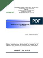 Desarrollo Organizacional, Licenciatura en Administración, UNELLEZ