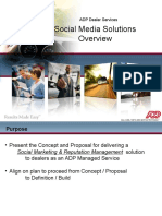 Automotive Social Media Marketing Overview by Ralph Paglia