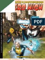 Mutants and Masterminds - Hero High