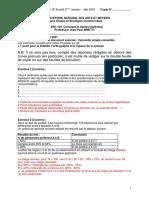 12_ESC101_Examen_2007_05_corrige