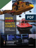 Maritime SAR Report