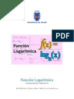 Informe Función Logarítmica
