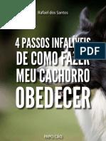 4 PASSOS PARA O CÃO OBEDECER.pdf