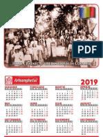 Calendar de Buzunar_2019
