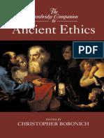 The Cambridge Companion to Ancient Ethics - Christopher Bobonich.epub