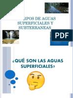 Aguas Superficiales y Subterraneas-1