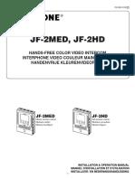 Jf 2med Manual