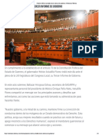 11-10-2018 Presenta Héctor Astudillo tercer informe de gobierno.