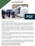 12-10-2018 Hay certeza para inversión en Guerrero.