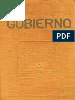 1928 (1929) - Gobierno