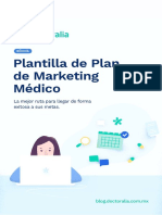 eBook Plantilla de Plan de Marketing Médico Online (3)