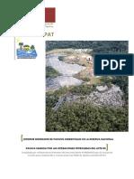 Informe Borrador de Pasivos Ambientales en La Reserva Nacional Pacaya Samiria Por Las Operaciones Petroleras Del Lote 8x
