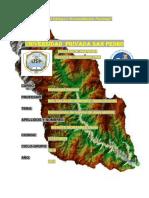 Deliminitacion de La Cuenca de Jaen (Software)