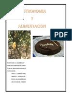 Conservacion de Alimentos en Pasteleria