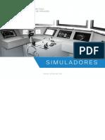 Simuladores de Navegación Marítima
