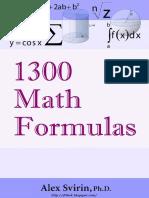 1300 قانون رياضي في كتاب واحد pdf.pdf
