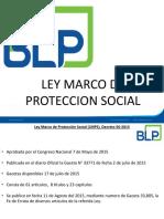 Ley Marco Seguridad Social