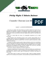 Wylie P. & Balmer E. -  Cuando Chocan Los Mundos.doc