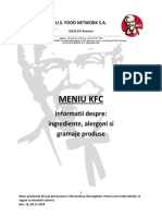 KFC Menuiu - Informatii Suplimentare