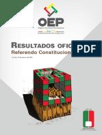 Resultados Referendo Constitucional 2016
