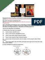 Ritual Maior Do Pentagrama