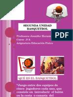 Basquetbol 5º a, 2014 (1)
