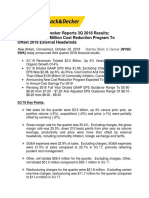3Q18 Swk Earnings Release Consolidated